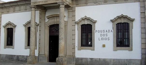 Pousada de Portugal, em Évora