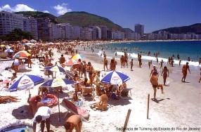 Domingo de sol no Rio de Janeiro RJ