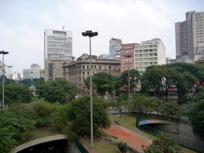 Vale do Anhangabaú, São Paulo