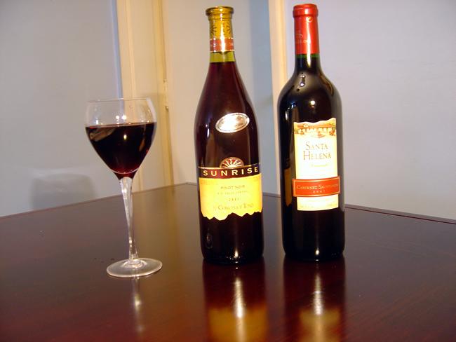 O Chile e seus vinhos