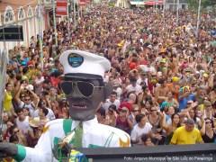 Bloco da Maricota, carnaval em São Luiz do Paraitinga SP