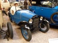 Carro antigo esportivo, Muses do automovile, Reims, França