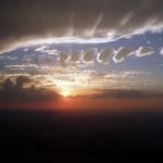 Por do Sol na Pedra Grande, Atibaia