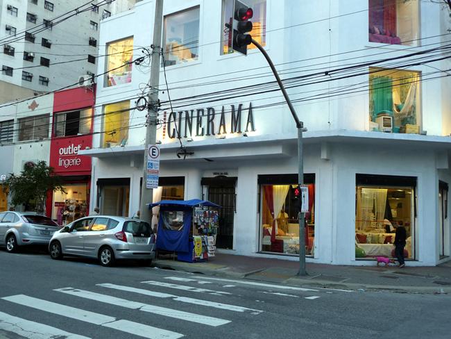 Rua João Cachoeira, no Itaim Bibi