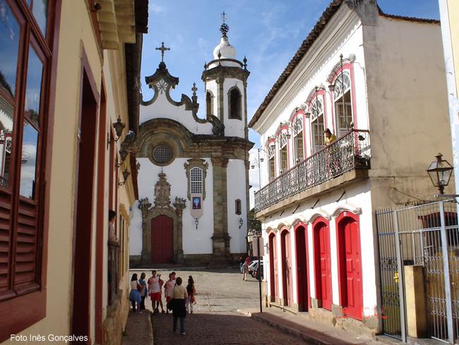 Ouro Preto, Minas Gerais - Foto Aninha Gonçalves
