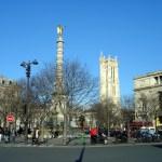 Place du Châtelet, em Paris