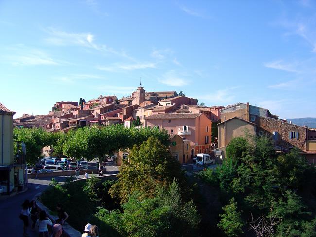 Roussillon, Provence, sul da França