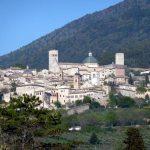 Assisi, na Umbria