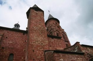 Collonges, la Rouge