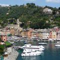 Portofino, na Riviera Italiana