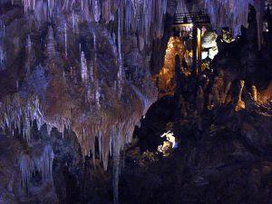 Caverna do Diabo, próxima a Eldorado Paulista