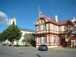 Puerto Natales, Patagônia, Chile