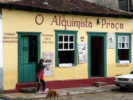 Restaurante em São Tomé das Letras