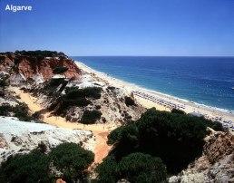 Litoral do Algarve, Portugal