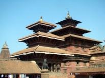 Templos em Patan, Nepal