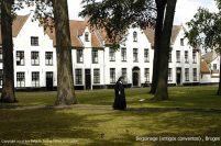 Beguinages, Bruges, Bélgica