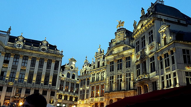 Grand Place, Bruxelas