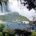 Foz do Iguaçu, as quedas