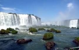 A beleza impactante das Cataratas do Iguaçu