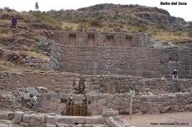 Baño del Inca