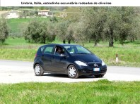 A Itália de carro, Umbria