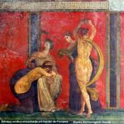 Afresco erótico_Pompeia
