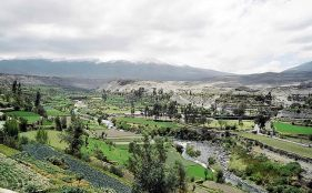 Arredores de Arequipa