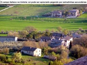 Arredores de Assis, Umbria, Itália