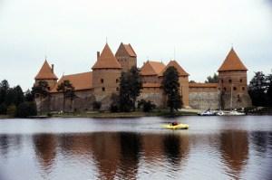 Castelo de Trakai, Lituânia