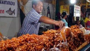 Comida de rua Taiandia