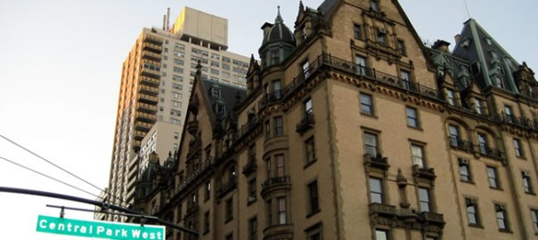 Dakota Building, New York, foto Barão