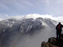 Espiando o Canyon do Colca