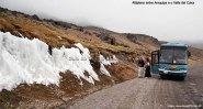 Estrada para o Vale del Colc 4.900 ms
