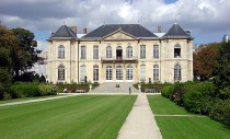 Exterior, Museu Rodin, Paris
