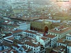 Firenze vista do alto