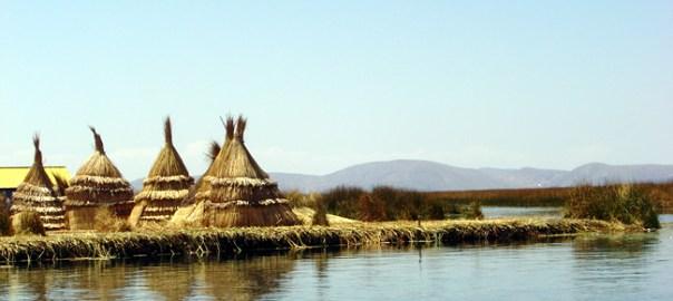 Ilhas dos Uros, Lago Titicaca