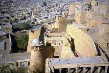 Jaisalmer, no Rajastão, Índia