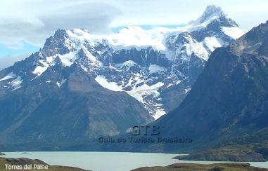 Lago glacial