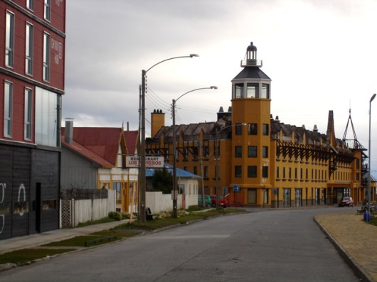 Hotel em Puerto Natales, Chile