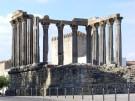 Templo romano em Évora, Alentejo