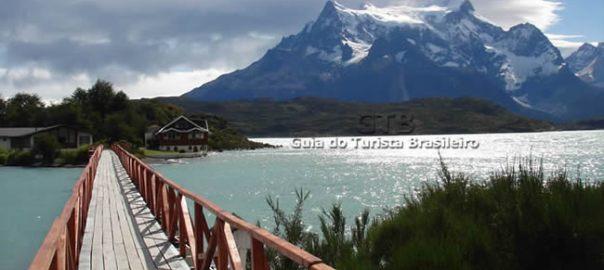 Torres del Paine, hotel no lago Pohe