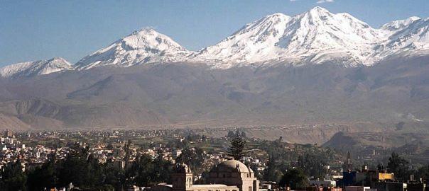 Vulcão El Misti, Arequipa, Peru