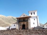 Igreja barroca andina de Andahuyllas, Vale Sagrado dos Incas, Peru