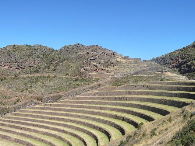 Sítio arqueológico de Pisac, Vale Sagrado dos Incas, Peru