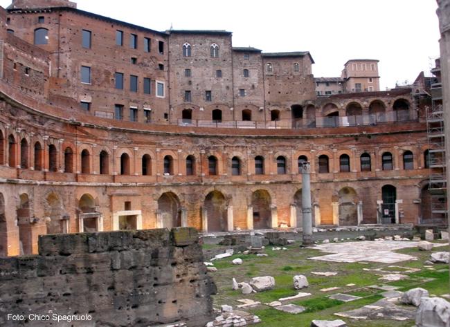 Área arqueológica central