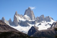As Torres do Fitz Roy, Patagônia, Argentina