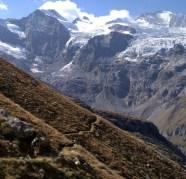 As montanhas do Piemonte