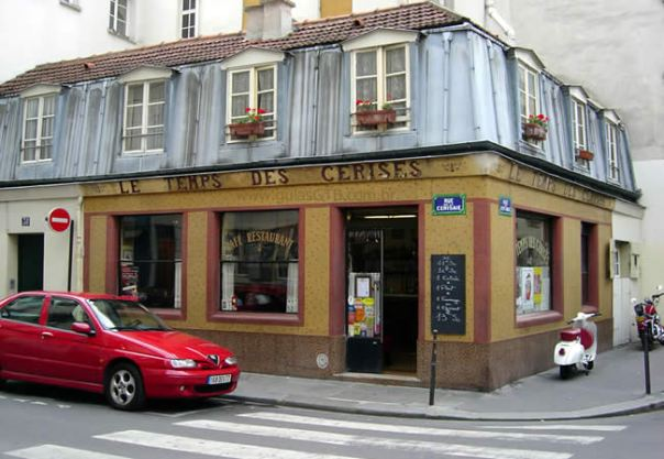 Bistrot no Marais, Paris