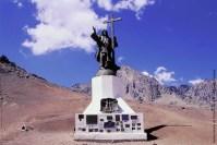 Cristo, monumento na fronteira entre Argentina e Chile