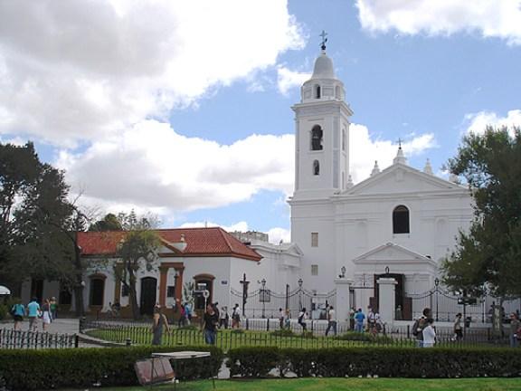 Igreja de la Recoleta, Buenos Aires